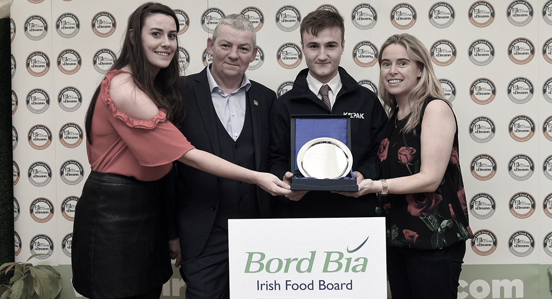 Kepak News - Kepak scoops 11 awards at Blas na hEireann - Meat producer wins 'Best in Leinster' title