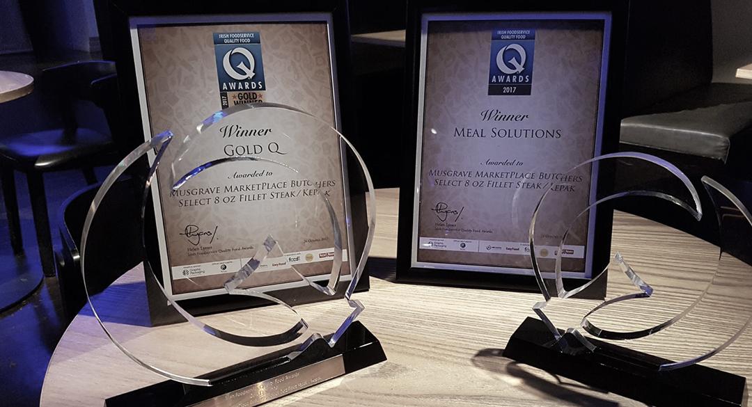 Kepak News - Kepak Claims Gold at Irish Food Service Awards